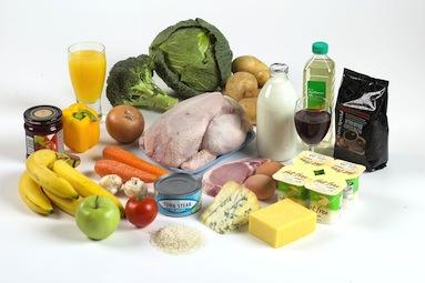 list of gluten free foods
